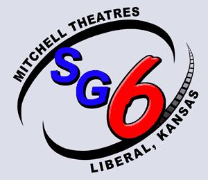 Southgate Cinema 6 Mini Logo